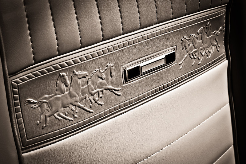 Corvette 1959 seat....