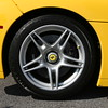 Ferrari Enzo - Rear wheel/brakes