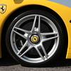 Ferrari Enzo - Front wheel/brakes