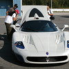 Maserati MC12 - Only 50 were ever made.  They originally pre-sold for approximately $750,000.
