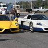 "Ferrari Enzo & Maserati MC12<br /> ""A Quick Million"""