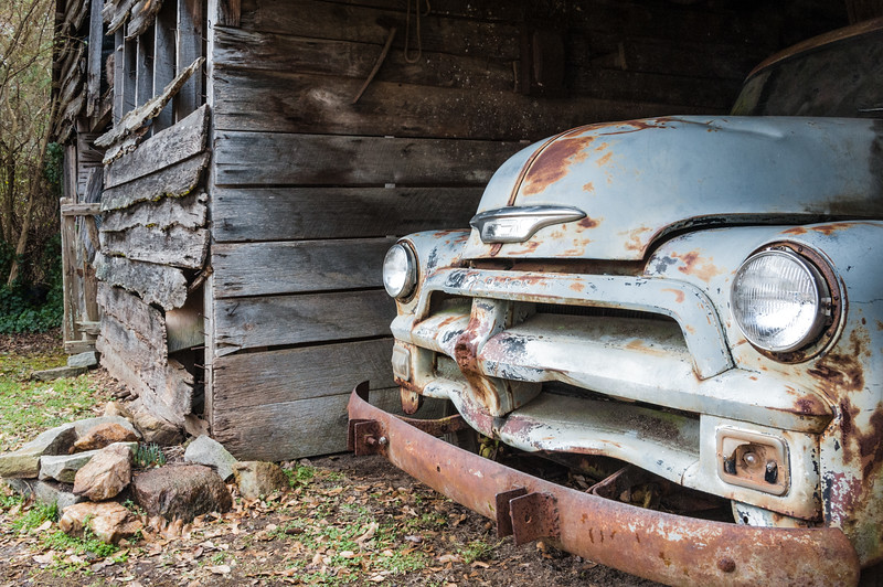Old Chevy Barn.