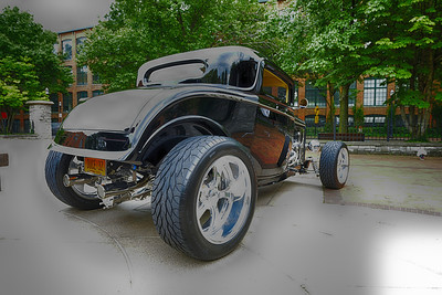 32 Ford HDR 3A