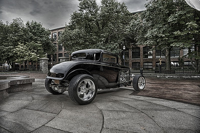 32 Ford HDR 12