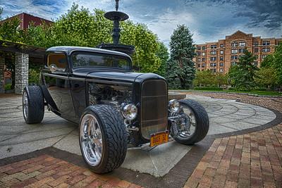 32 Ford HDR 2