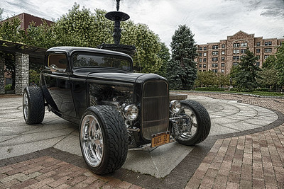 32 Ford HDR 1