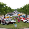 The Cars R Stars show at Historic Packard Proving Grounds in Mount Clemens.