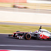 Gary Paffett / McLaren at the Silverstone Young Driver Test