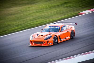 The Ginetta at Paddock Hill Bend