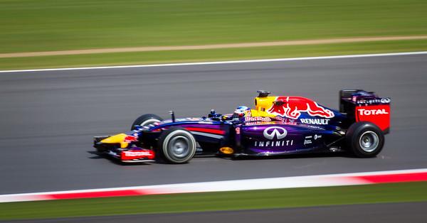 Vettel's Red Bull