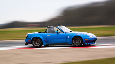 Blue MX5