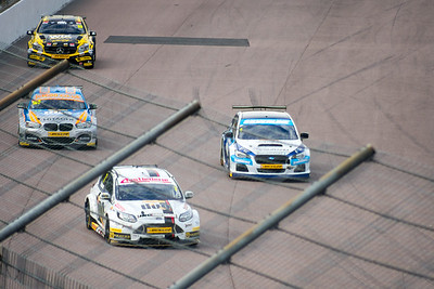 Rockingham Through the Catch Fencing