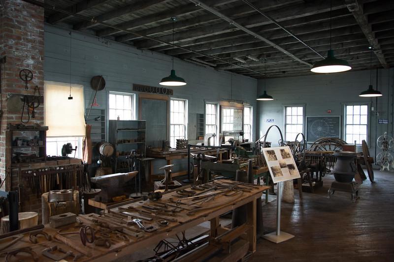 Original Carriage Shop from 1870