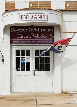 Boyertown Historic Auto Museum