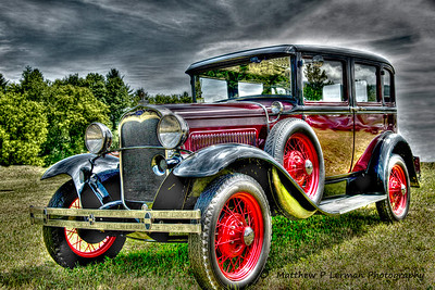 Model A Ford   #706