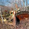 Abandoned Bulldozer    #1059
