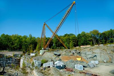 Vermont Verde Quarry in Rochester, VT  #763