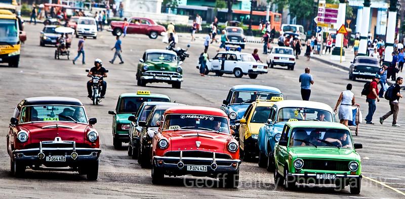 Havana Traffic 2