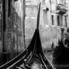 In my Gondola