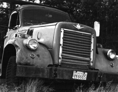 Darst's IH Truck