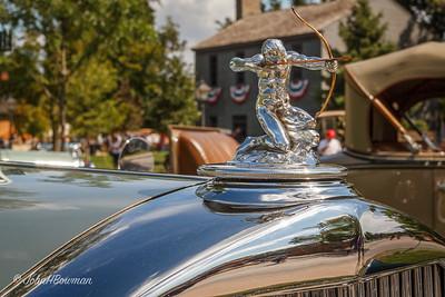 Mascot - 1932 Pierce-Arrow Model 54 Brougham Club