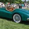 1957 Jaguar XK 140 MC Roadster, 2011 Greenfield Village Motor Muster