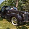 1938 Cadillac 60 Special Sedan, 2011 Greenfield Village Motor Muster