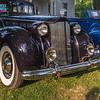 1938 Packard Super 8 Dietrich Convertible Sedan & 1937 Cadillac Fleetwood Model 75 convertible sedan, 2011 Greenfield Village Motor Muster
