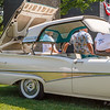 1958 Ford Fairlane 500 Skyliner, 2nd yr of retractable hardtop