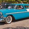 1956 Chevrolet BelAir Nomad wagon, 2011 Greenfield Village Motor Muster
