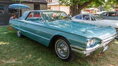 1964 Ford Thunderbird in Dynasty Green, 2011 Greenfield Village Motor Muster