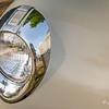 1940 Ford headlight bezel & reflection, 2011 Greenfield Village Motor Muster