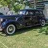 1937 Buick Roadmaster 4-dr sedan, 2011 Greenfield Village Motor Muster