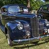 1941 Packard 110 2-door & 1940 Buick Series 80 Limited by Robert Frost & Noah Webster homes, 2011 Greenfield Village Motor Muster