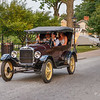 Ford Model Ts taking people for rides were common sight at 2011 Greenfield Village Motor Muster