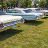 1962 Ford Galaxie 500 convertibles on Village Green, 2011 Greenfield Village Motor Muster