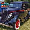 1935 Ford V8 Panel Truck (1/2-ton), 2011 Greenfield Village Motor Muster