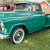 1956 Chevrolet 3100 Pickup (1/2-ton), 2011 Greenfield Village Motor Muster; has Hydramatic AT