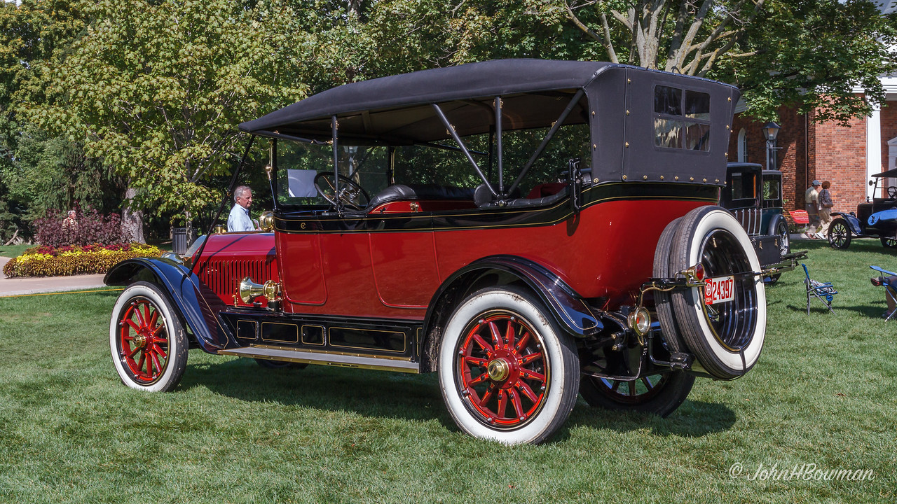 1914 Locomobile
