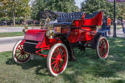 1904 Ford Rear-Entrance Tonneau