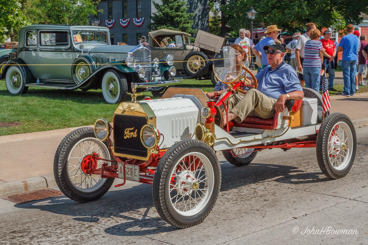 1915 Ford Model T Speedster & 1932 Pierce-Arrow