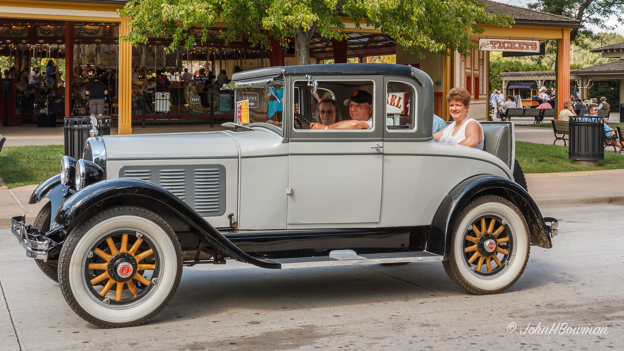 1928 Falcon-Knight Rumble Seat Coupe