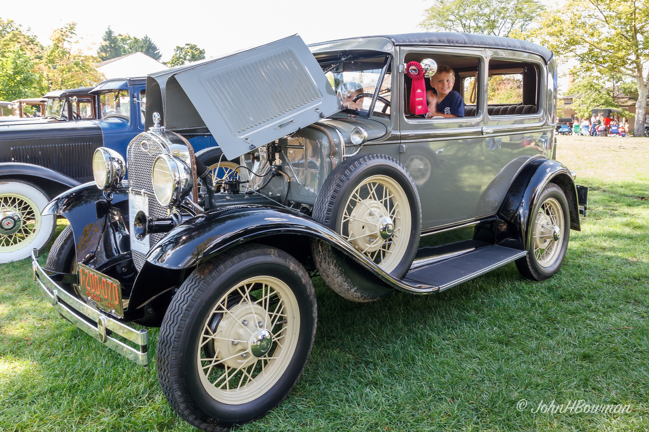 1931 Ford Model A Tudor DeLuxe
