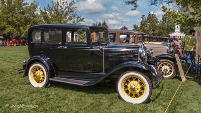 1931 Ford Model A Fordor Sedan