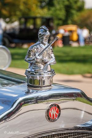 Automotive Mascots & Badges