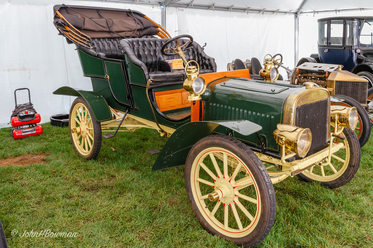 1905 Ford Model B Touring