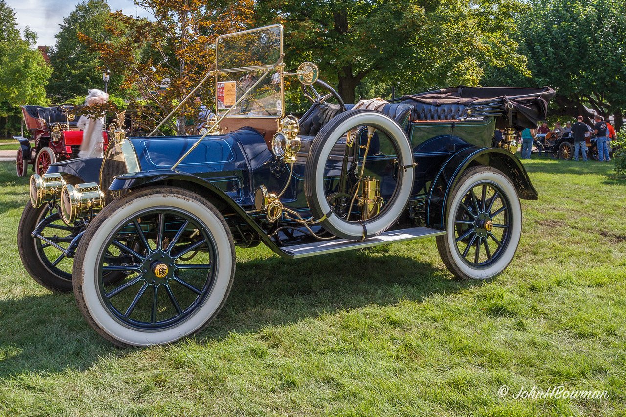 1910 Reo S Demi-Tonneau