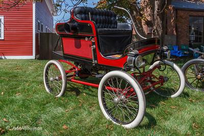1902 Toledo Steamer