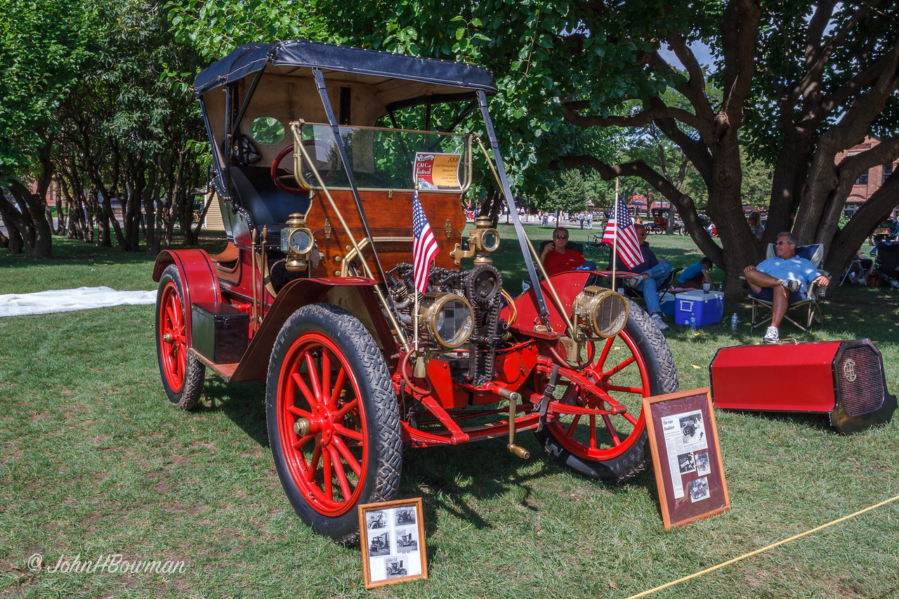 1910 International Harvester F