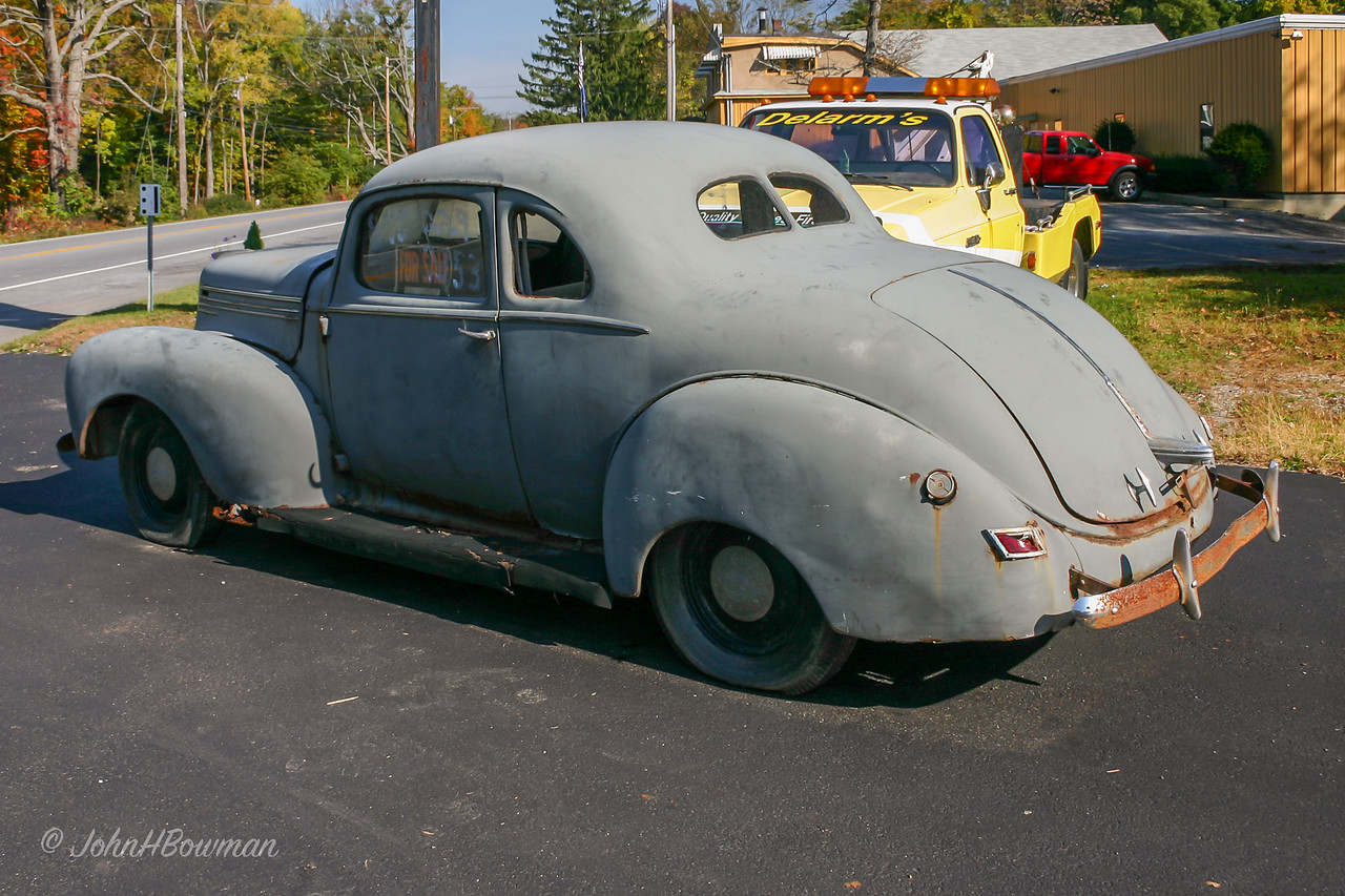 1940 Hudson Coupe